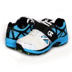 CA metal spikes cricket shoes