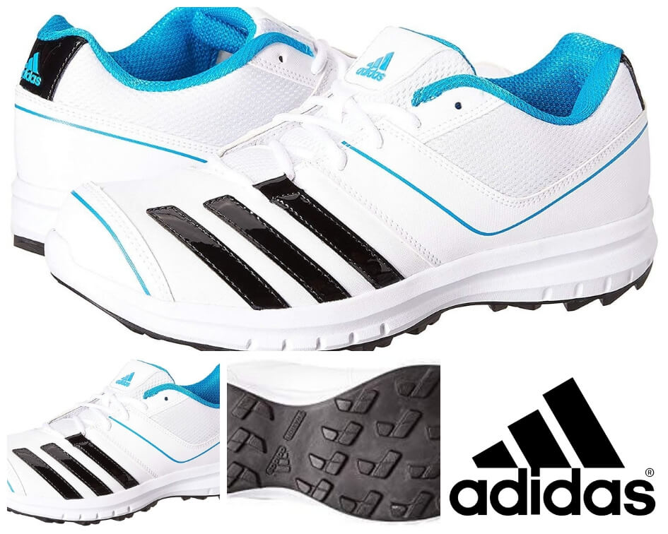 adidas trainer Iii rubber spike cricket shoes