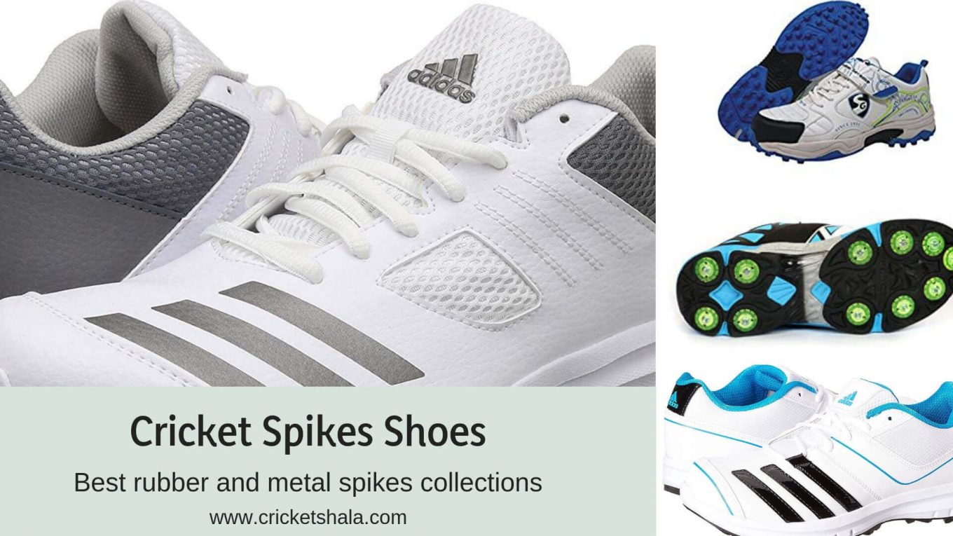 cricket spikes shoes